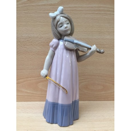 LDR GIRL WITH VIOLIN 1034