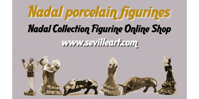 Nadal Porcelain Figurine Collection